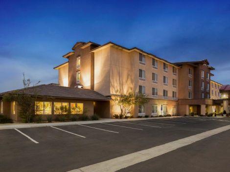 Ayres Hotel Redlands Hotel in the Inland Empire California