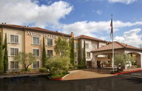 Front Exterior of Ayres Hotel Laguna Woods