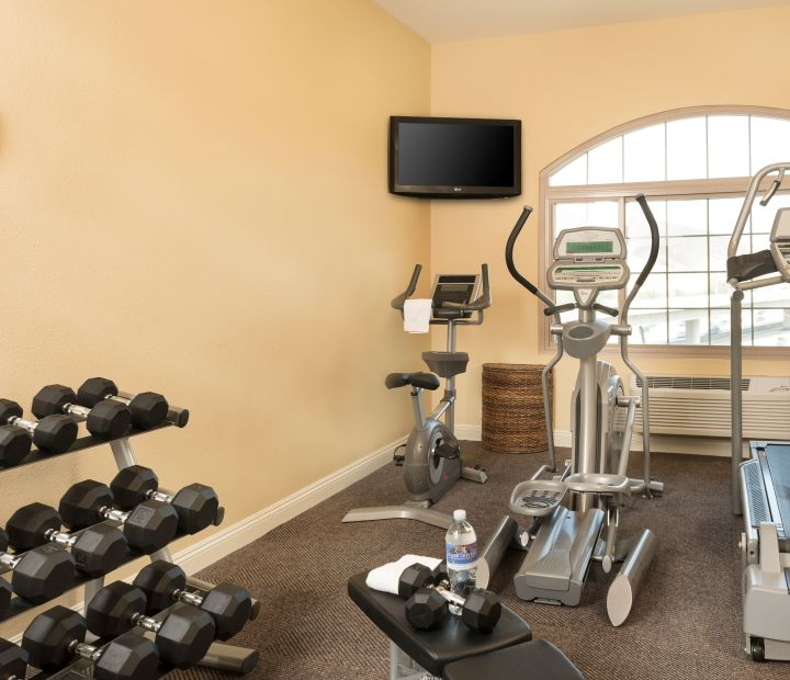 Ayres Suites Diamond Bar Fitness Center