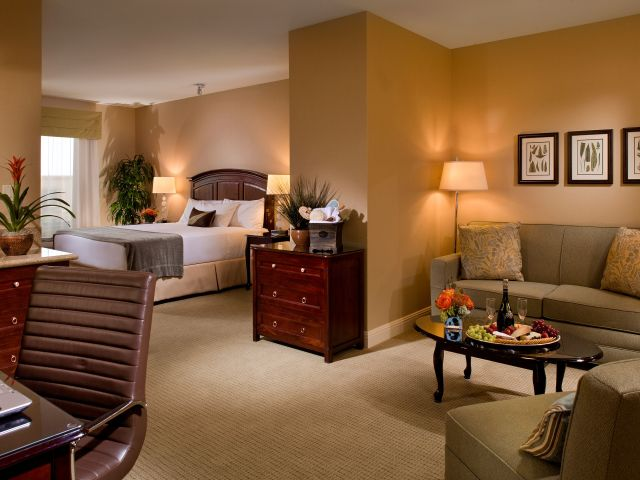 Ayres Hotel & Spa Mission Viejo King Guestroom