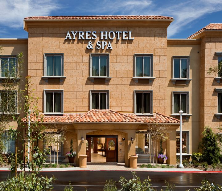 Orange County CA Hotel | Ayres Hotel & Spa Mission Viejo