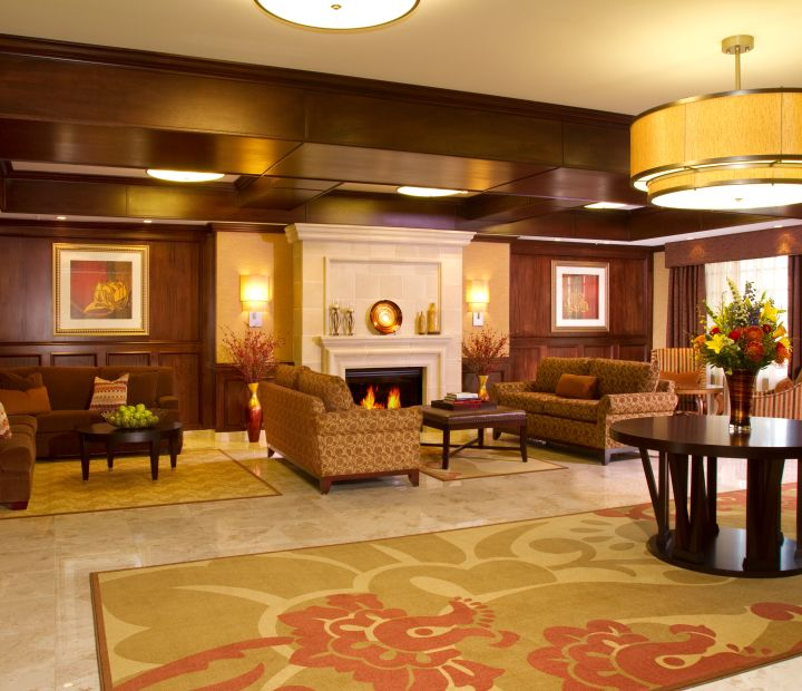 Ayres Hotel & Spa Moreno Valley Lobby