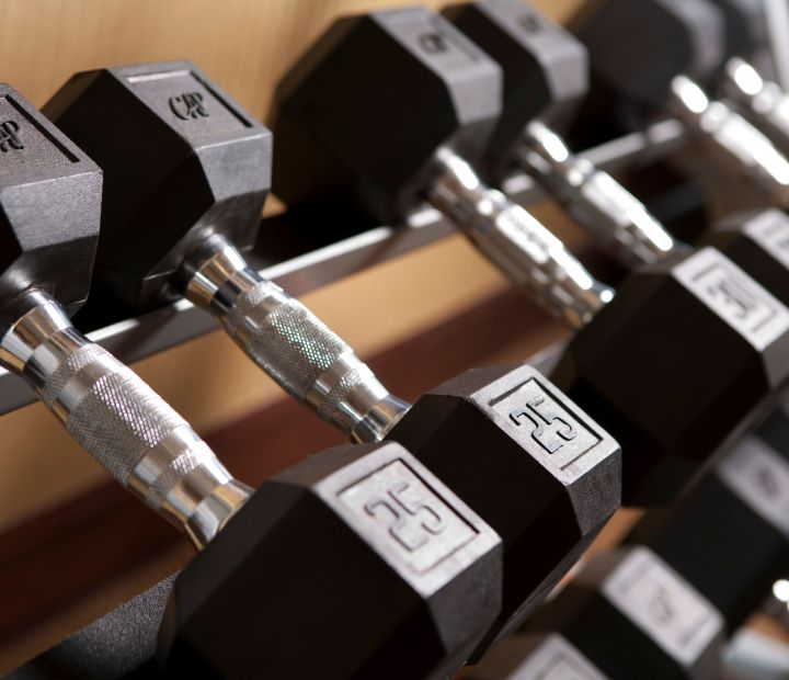 Ayres Hotel & Spa Moreno Valley Free Weights