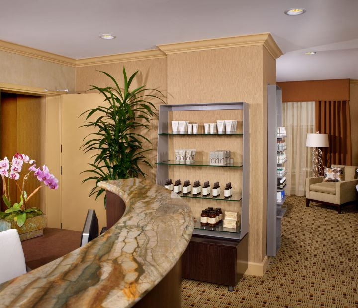 Ayres Hotel & Spa Moreno Valley Spa Front Desk