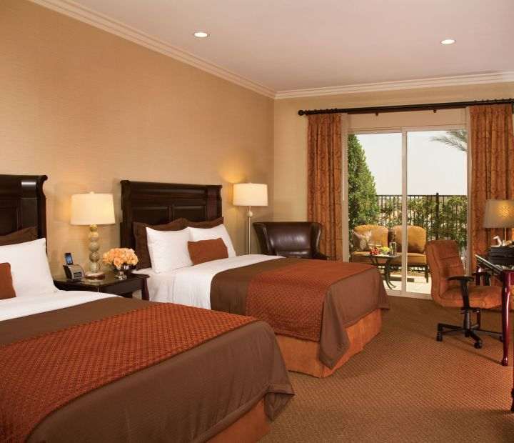 Ayres Hotel & Spa Moreno Valley 2 Queen Guestroom