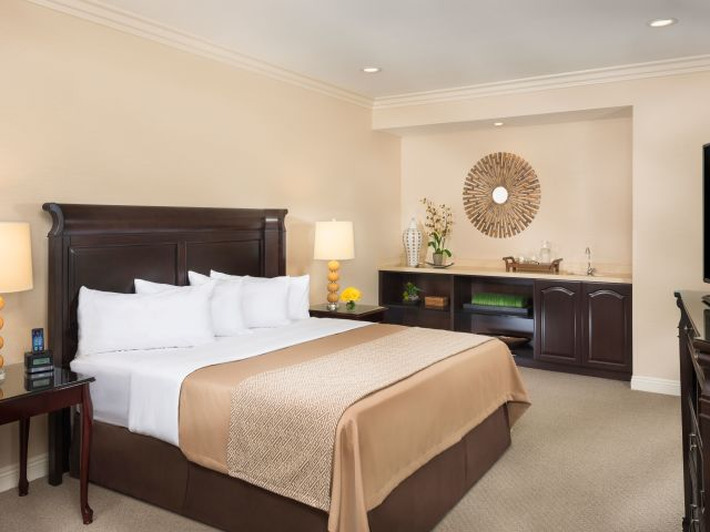 Ayres Hotel Orange Executive King Suite