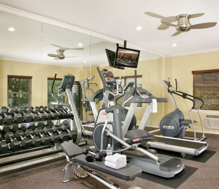 Ayres Suites Yorba Linda Fitness Center